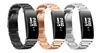 Classic Stainless Steel Fitbit Inspire HR / Ace 2 Band | OzStraps