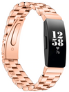 Classic Stainless Steel Fitbit Inspire HR / Ace 2 Band - OzStraps New Zealand