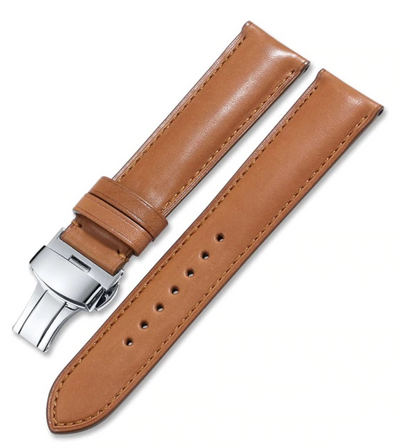 Deployant Quick Release French Calf Leather - OzStraps ?id=14157125058699
