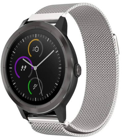 Milanese Loop Garmin Vivomove HR & Vivoactive 3 Band