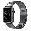 Space Grey Classic Stainless Steel Apple Watch Band