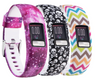 Themed Silicone Garmin VivoFit 4 Band