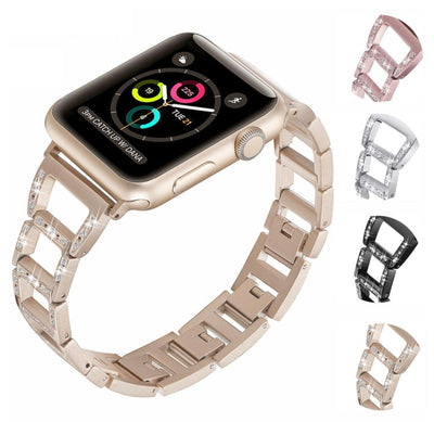 Trapezoid Bracelet Apple Watch Band | OzStraps ?id=5343117836339
