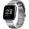 Ceramic Stainless Steel Fitbit Versa Band - OzStraps New Zealand