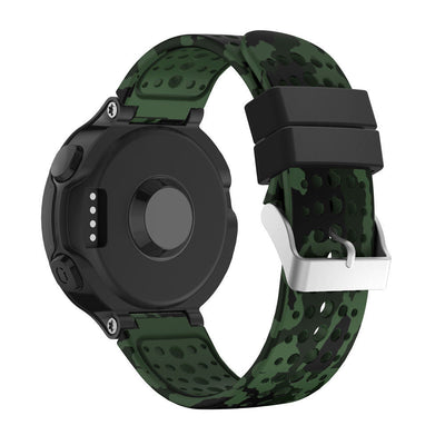 Camo Silicone Garmin Forerunner 235 Band - OzStraps New Zealand