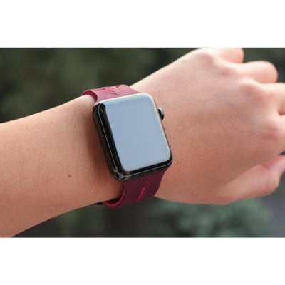 Gym Series Silicone Apple Watch Band - OzStraps New Zealand