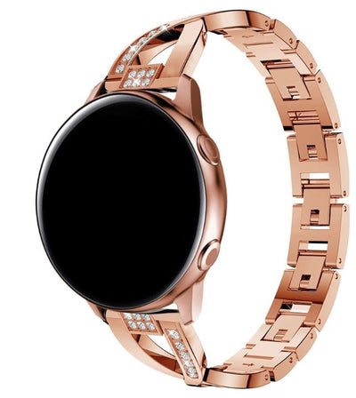 Rhinestone Samsung Galaxy Watch Active Band - OzStraps New Zealand
