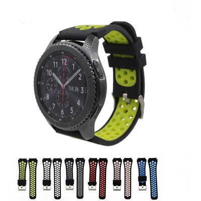 Sports Silicone Samsung Gear S3 Band - OzStraps New Zealand