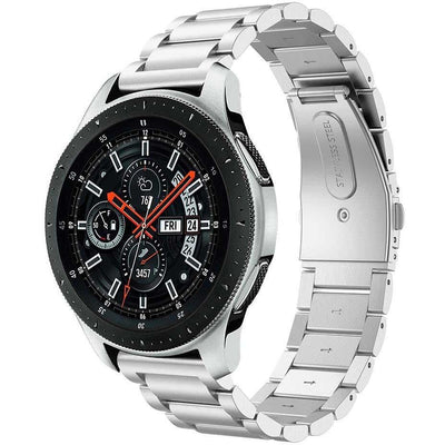 Classic Stainless Steel Samsung Galaxy Watch Band
