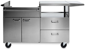 "Lynx 54"" Mobile Kitchen Cart (Cart Only)"