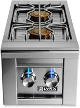 Load image into Gallery viewer, Lynx Built-in Double Side Burners