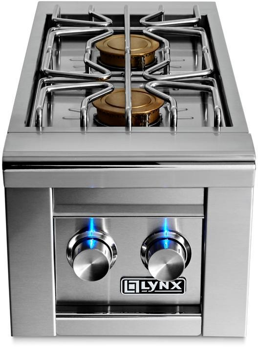 Lynx Built-in Double Side Burners