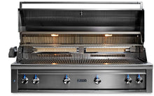 "Load image into Gallery viewer, Lynx 54"" Built-In Grill, 1 Trident w/ Rotisserie"