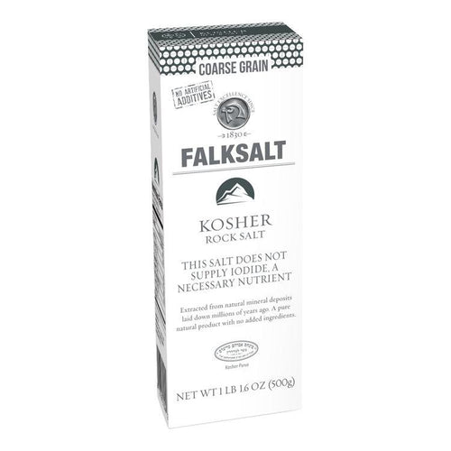 Falksalt Kosher Rock Salt (Coarse)