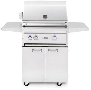 "Lynx 27"" Freestanding Grill, 1 Trident w/ Rotisserie"