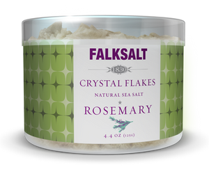Falksalt Rosemary Sea Salt Flakes