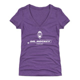 Dr. Hockey Women's V-Neck T-Shirt | 500 LEVEL