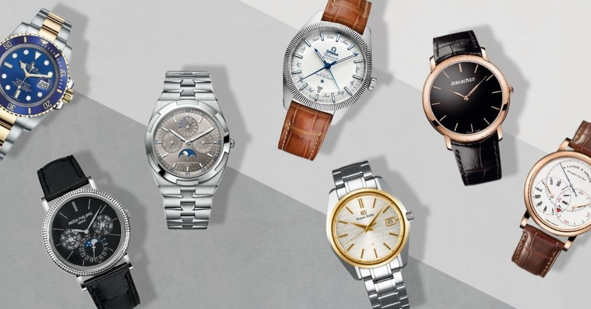 15 Watches with Unusually Creative Displays of Time | Watches & Crystals