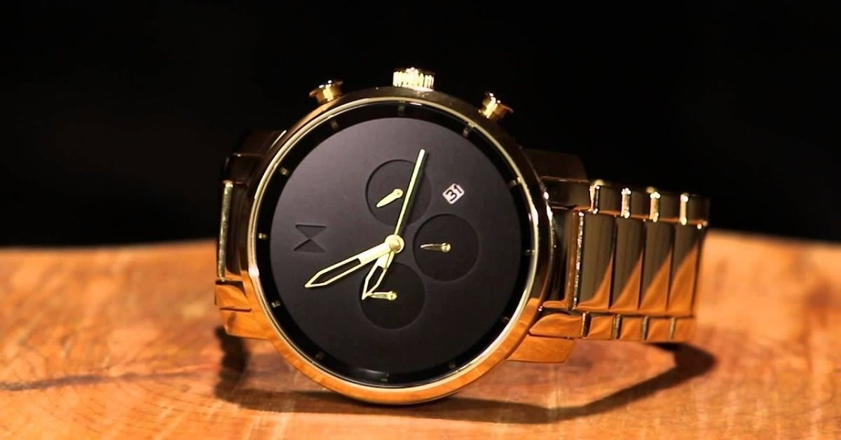 Black and Gold Men Watches Sale - A Good Opportunity to Add to Your Watch Collection | Watches & Crystals