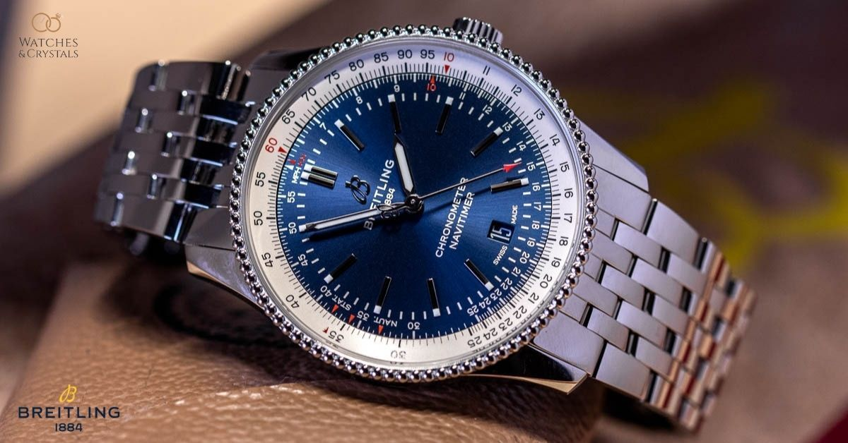 New attraction for Breitling watches | Watches & Crystals