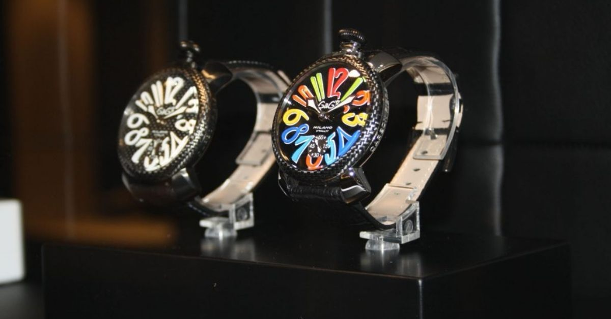 Now is the time to pick up a stylish watch by GaGa Milano | Watches & Crystals