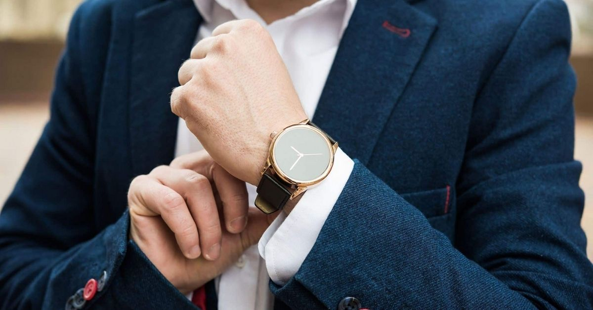 Quality luxury watches to style men's wardrobe | Watches & Crystals