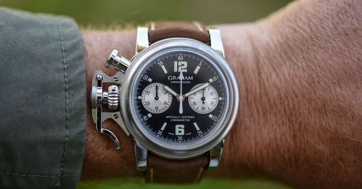 The 9 Best Graham Watches One Can Buy | Watches & Crystals
