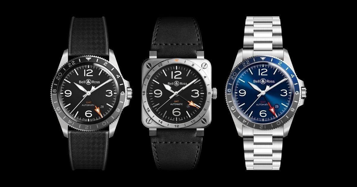 The ten best GMT watches from Watchmaster | Watches & Crystals