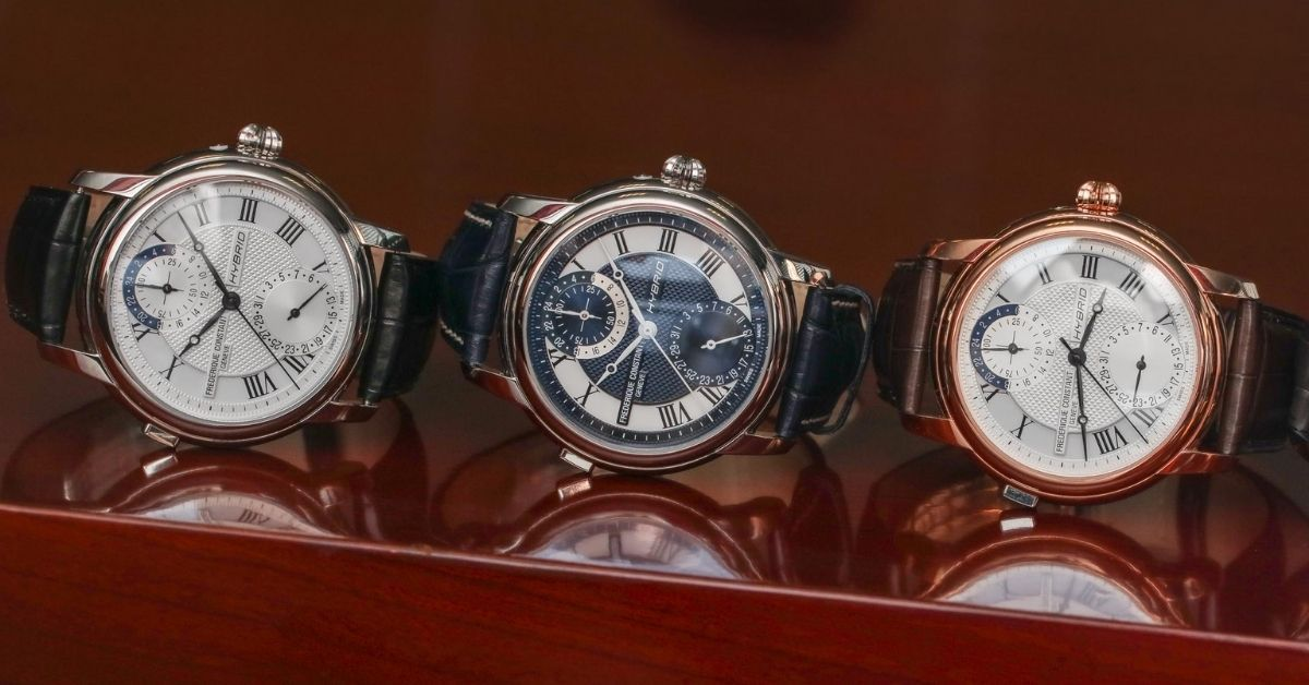 Top 5 Luxury Watch Brands for A Subtle Flawless Look | Watches & Crystals