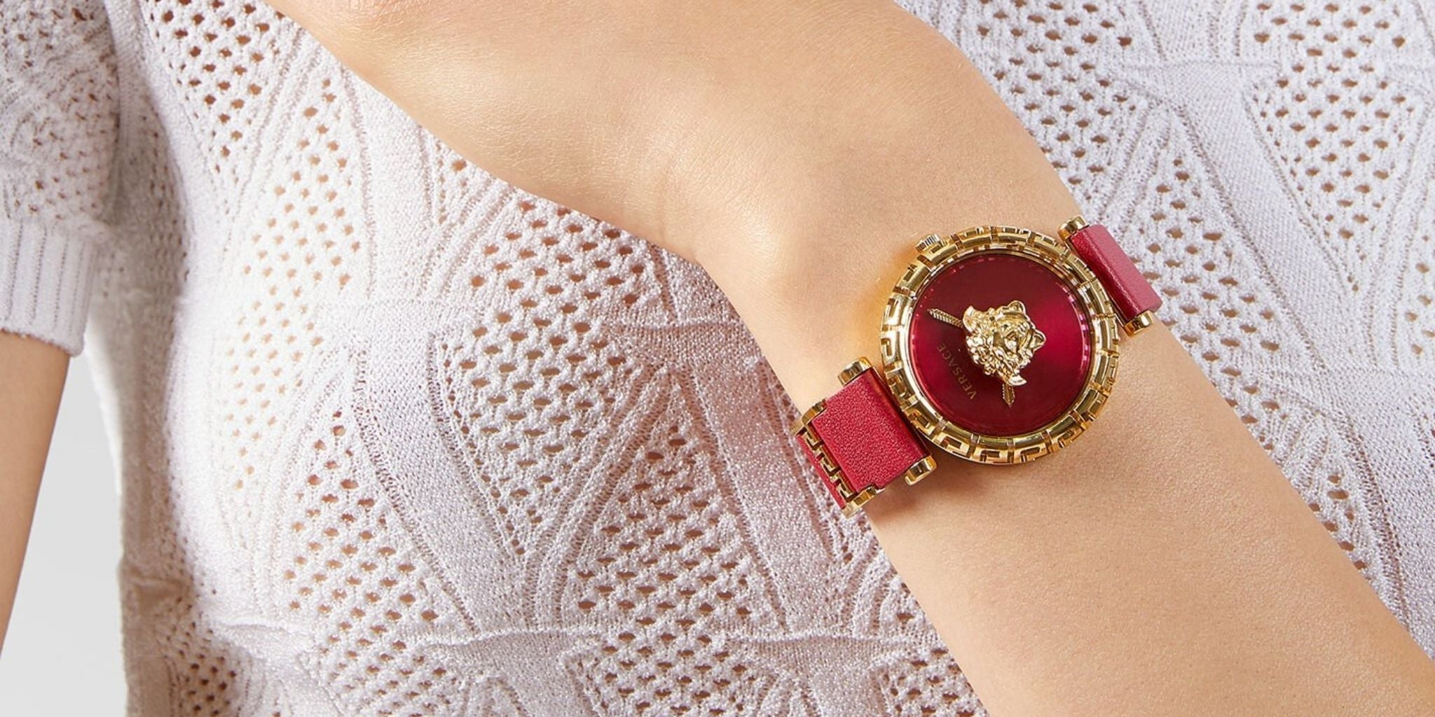 Versace Palazzo Empire Red, Best Watch Brands for Women, Best Watches For Women, Best Women's Watches, Best Women's Watches 2020, Ladies Watches, Quality Women's Watches,