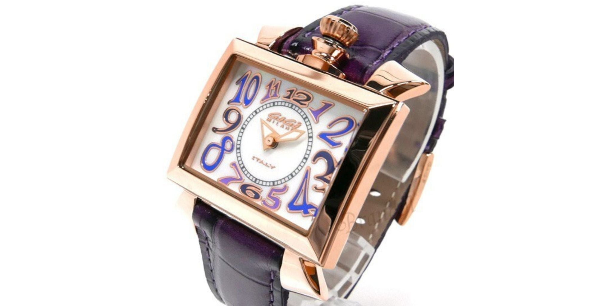 GaGà Milano Napoleone 40MM Lilac, Best Watch Brands for Women, Best Watches For Women, Best Women's Watches, Best Women's Watches 2020, Ladies Watches, Quality Women's Watches,