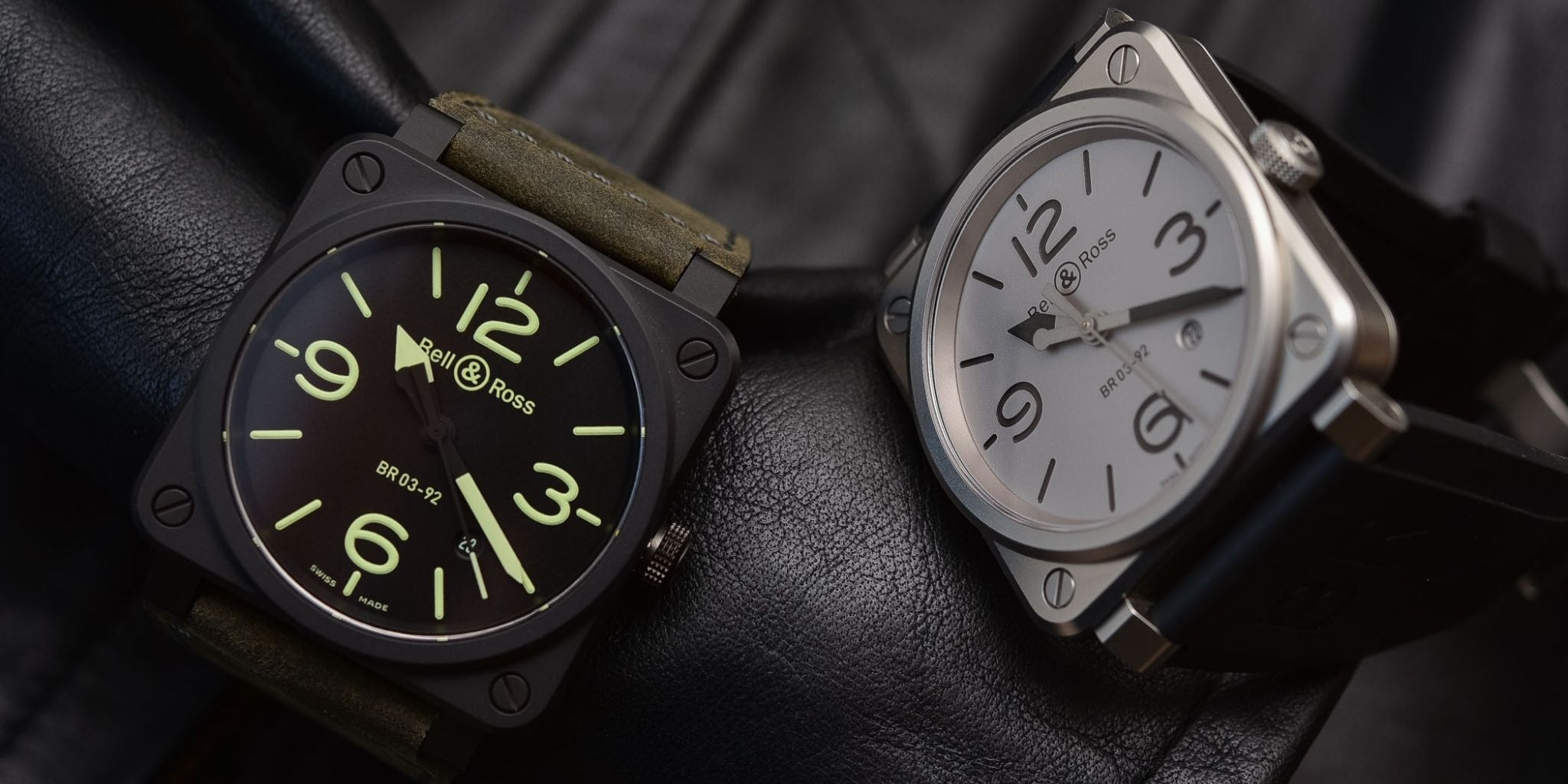 Bell and Ross Watch Collection