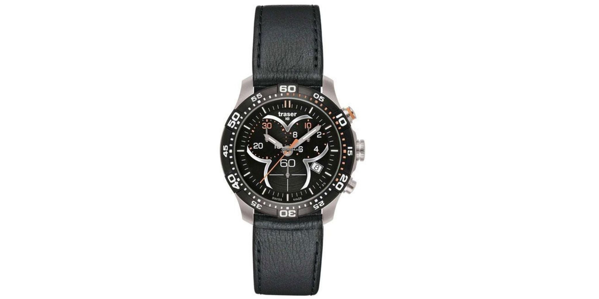Traser T73 LT Chronograph Date
