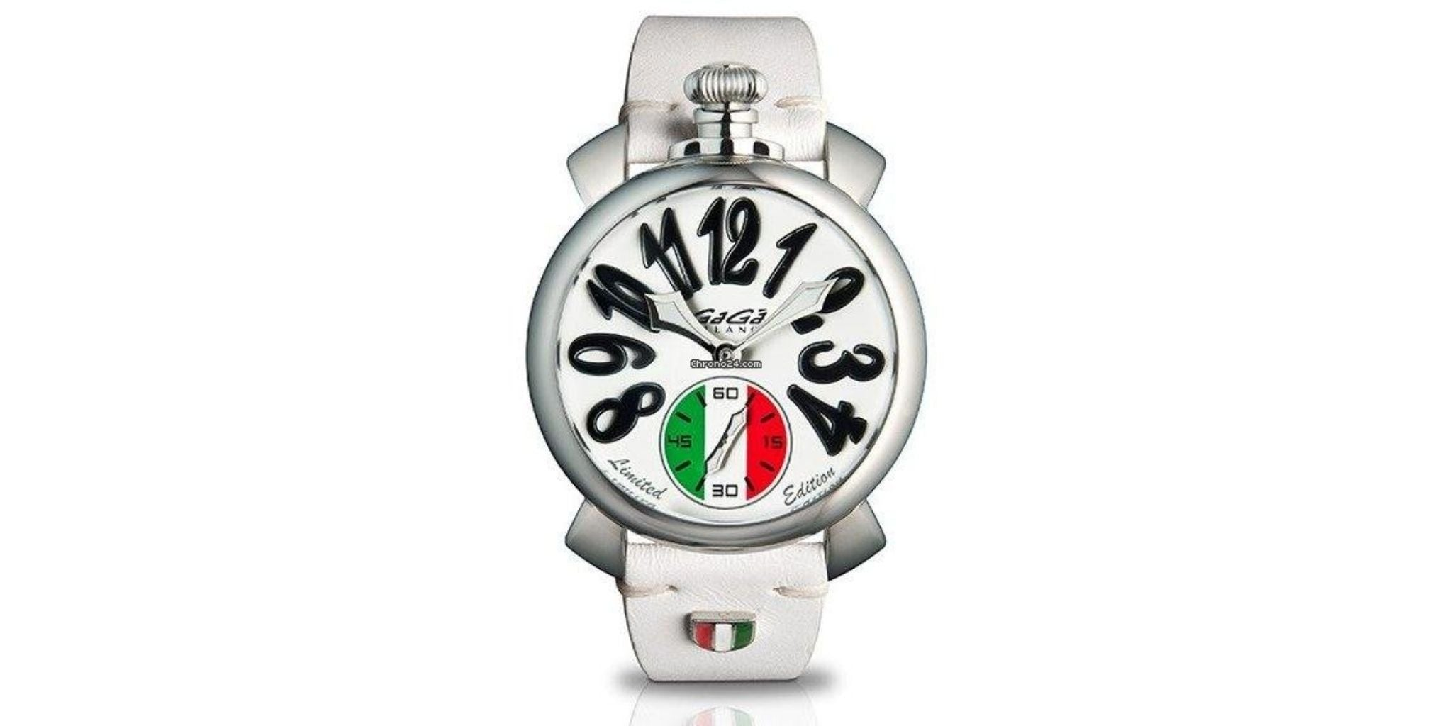 GaGa Milano Manuale 48 MM Italy Limited Edition