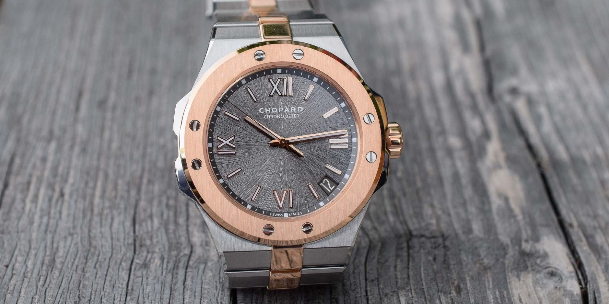 Chopard- timeless luxury watches
