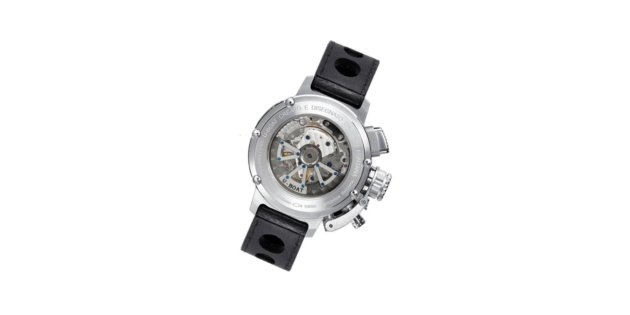 U-Boat Chimera 46 Chronograph Stainless Steel Limited Edition