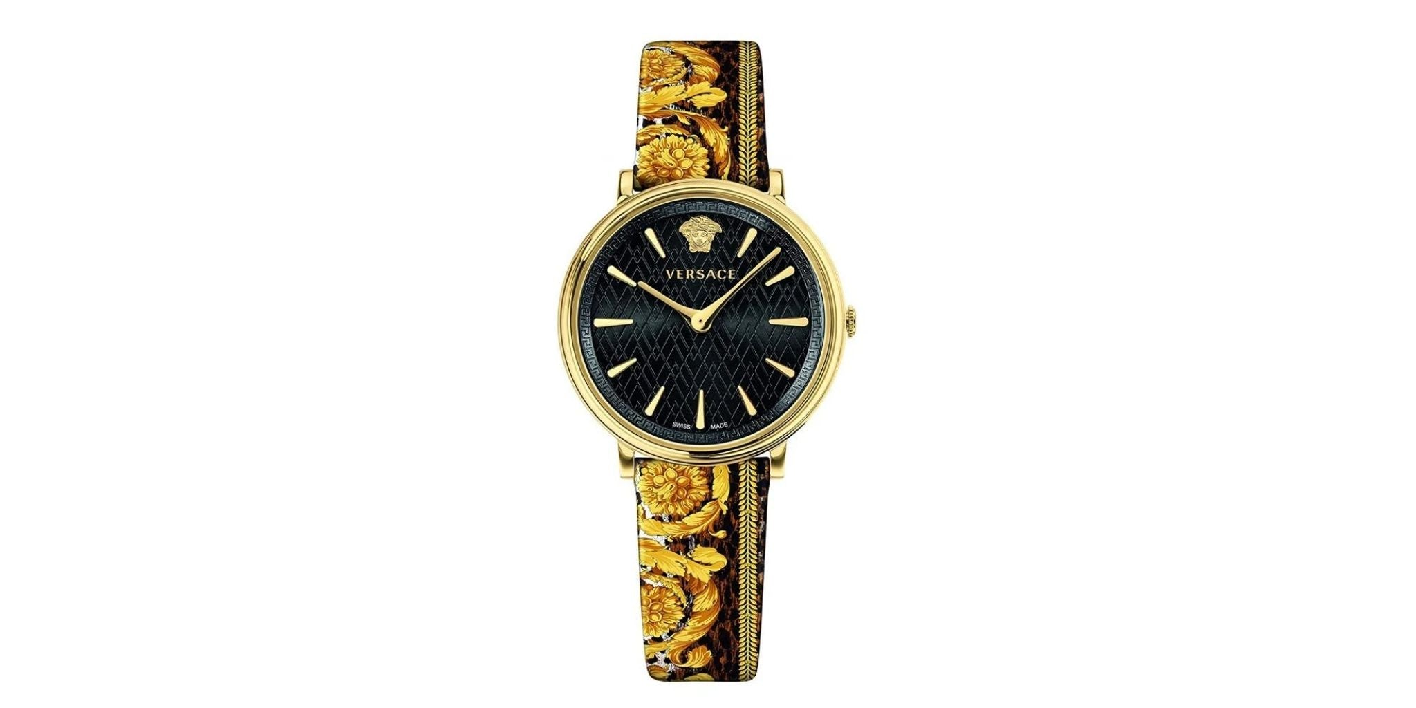 Versace V-Circle Tribute Edition Black, Best Watch Brands for Women, Best Watches For Women, Best Women's Watches, Best Women's Watches 2020, Ladies Watches, Quality Women's Watches,