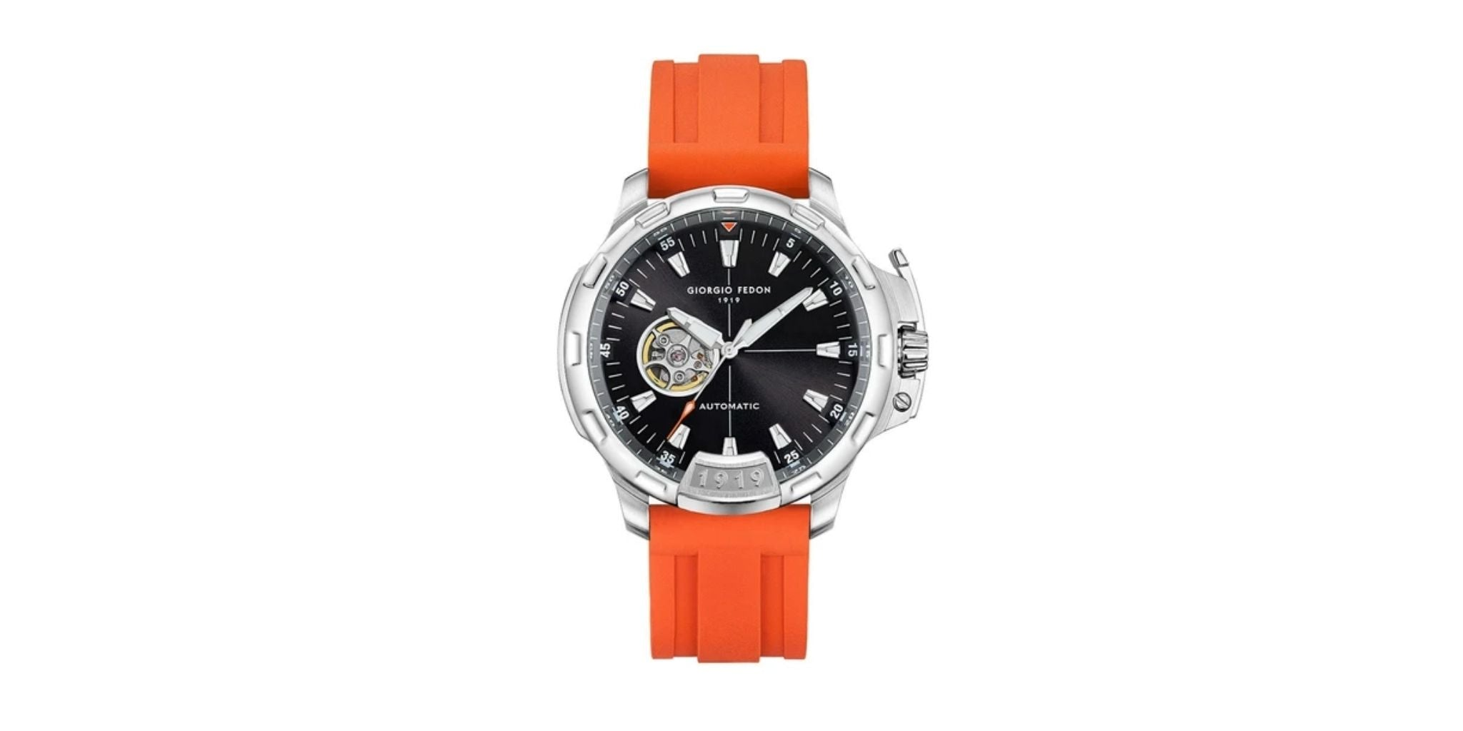 Giorgio Fedon Timeless IX Orange