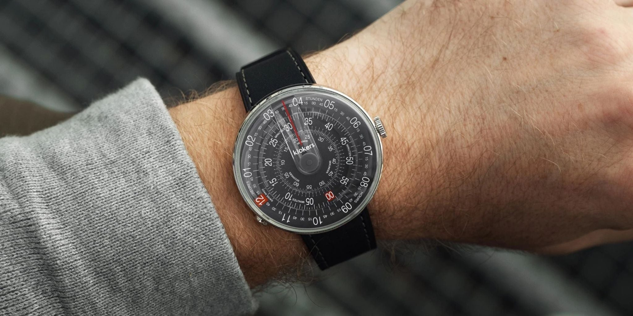 Klokers Heritage Anthracite Limited Edition