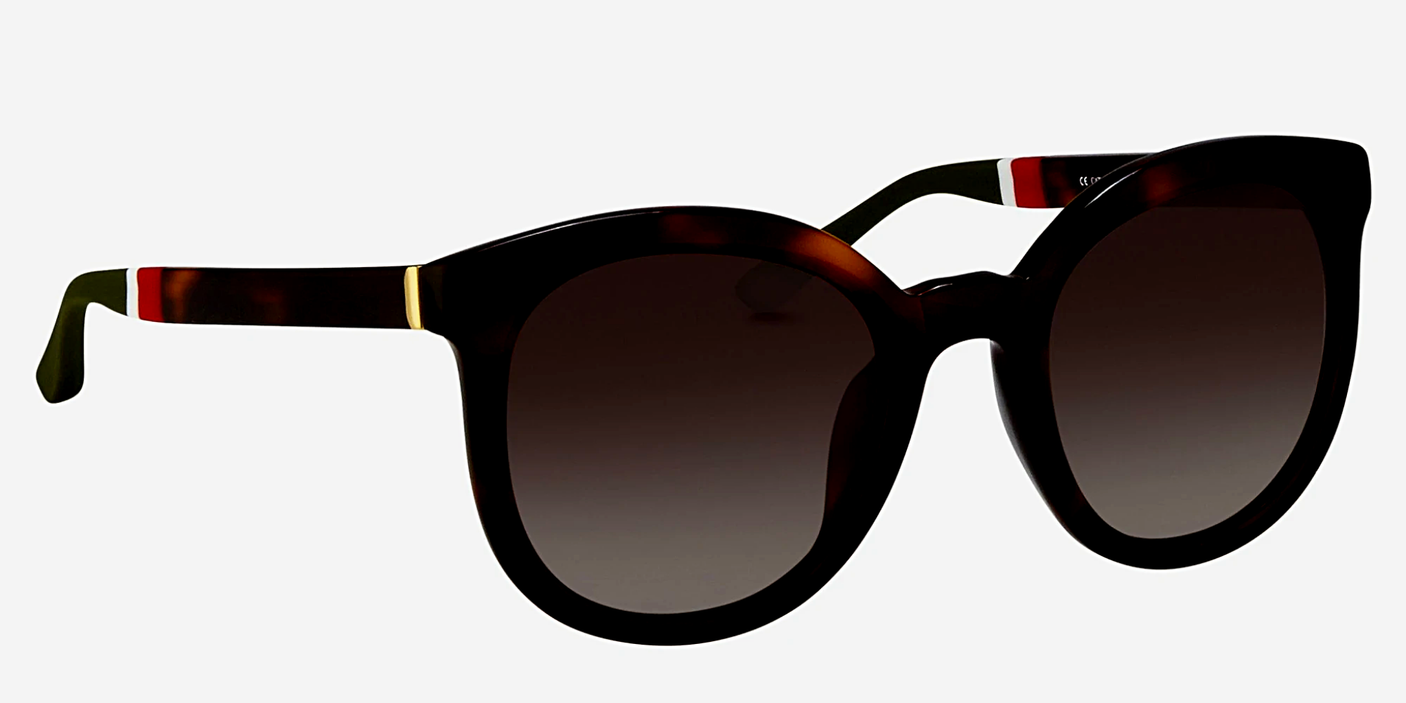 Orlebar Brown Sunglasses Oversized Tortoise Shell and Brown