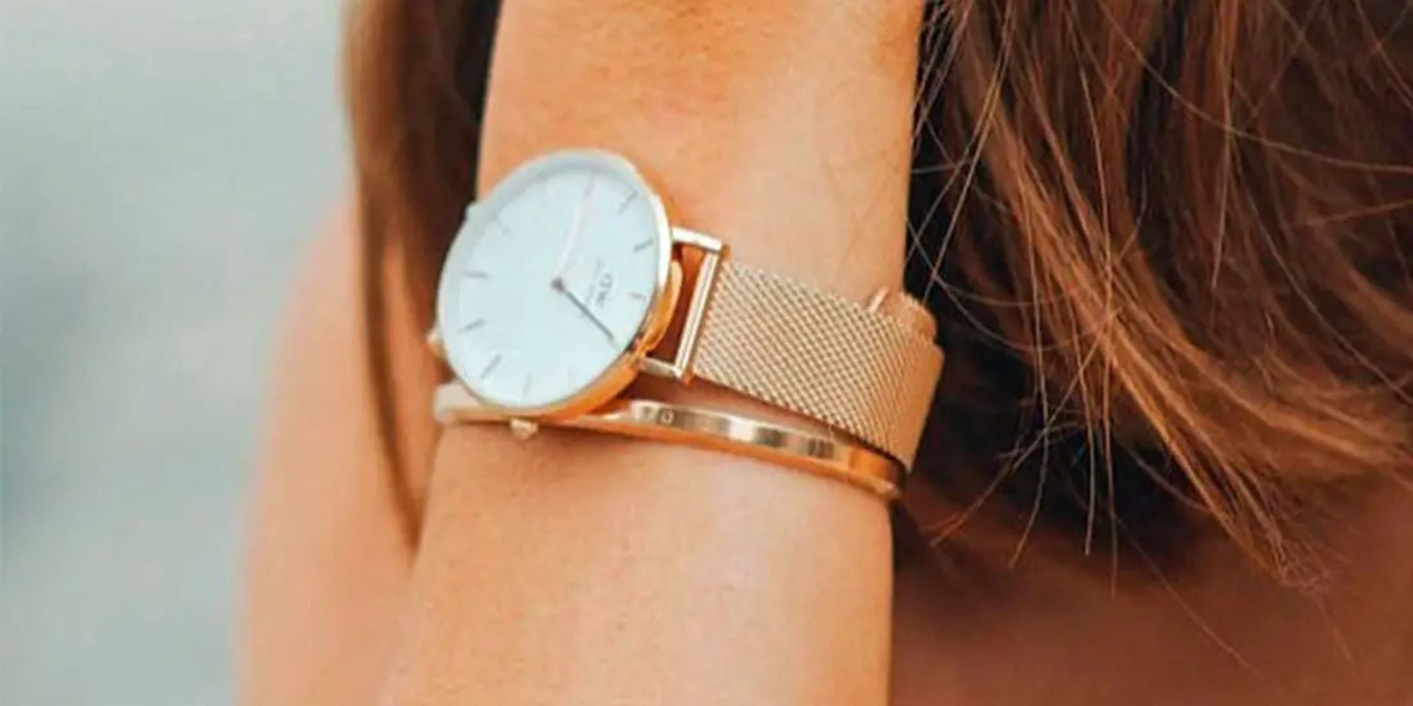 Look for the trend in ladies watches