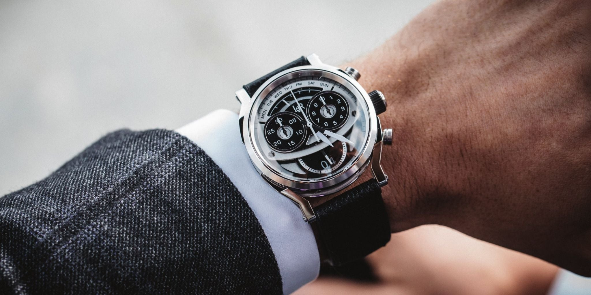 The finest Chronograph Collection