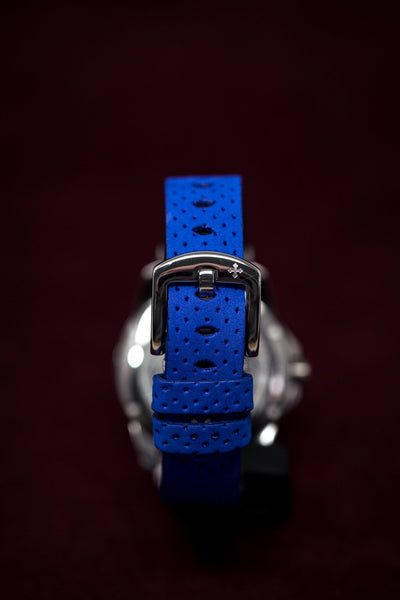 Meccaniche Veneziane Redentore Racing Watch Blue