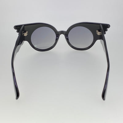 Jeremy Scott Sunglasses Special Wings Black and Grey