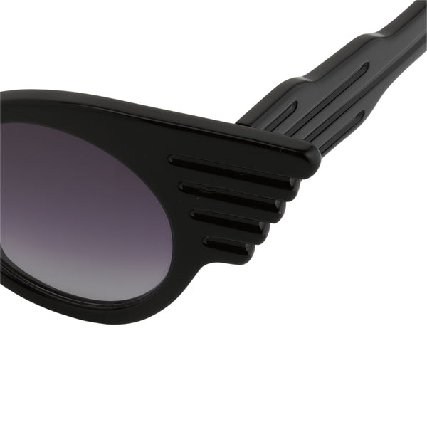 Jeremy Scott Sunglasses Wings Special Edition Black JSWINGSC1SUN