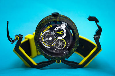 Mazzucato Reversible Monza Yellow Limited Edition