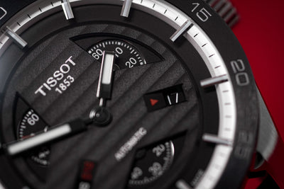 Tissot PRS 516 Small Seconds Date