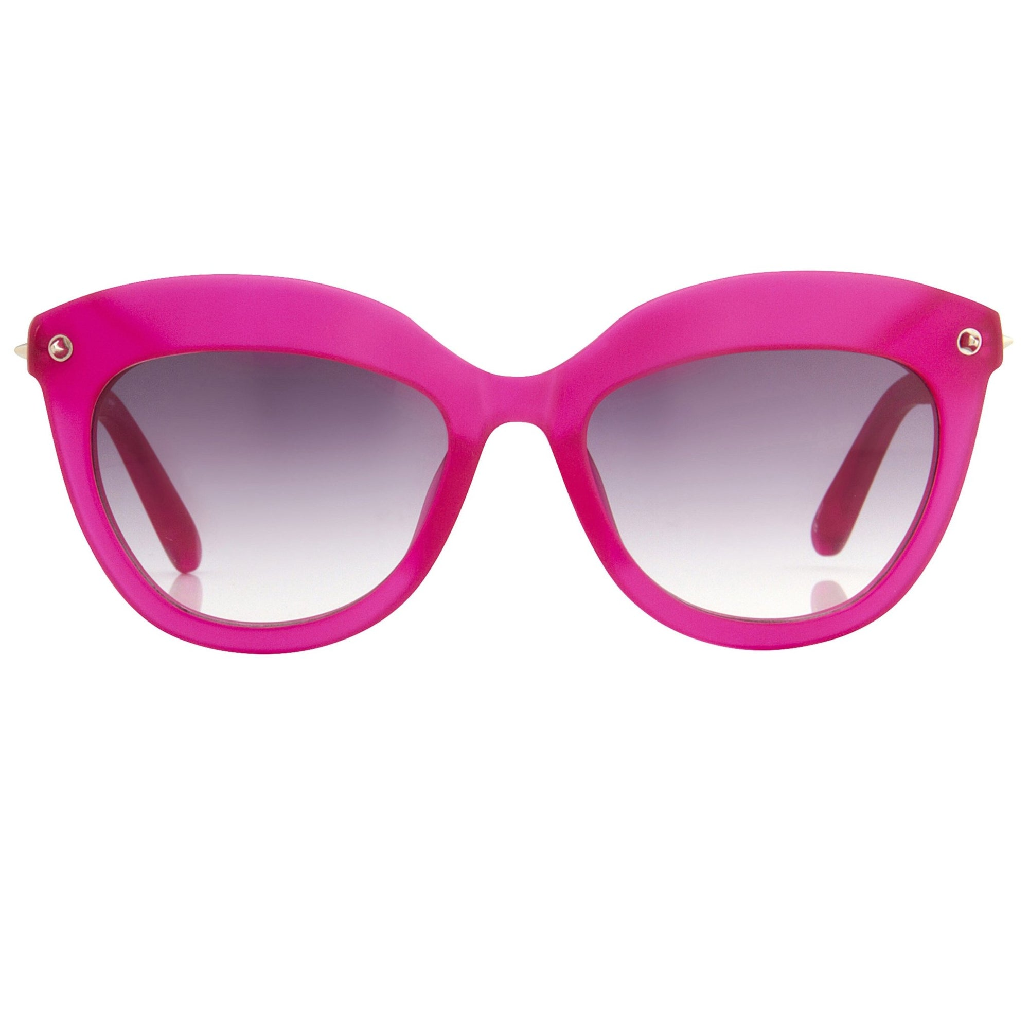 Agent Provocateur Sunglasses Cat Eye Pink and Grey Graduated Lenses - AP45C6SUN - Watches & Crystals