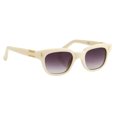 Agent Provocateur Sunglasses Square White and Grey Lenses - AP24C2SUN - Watches & Crystals