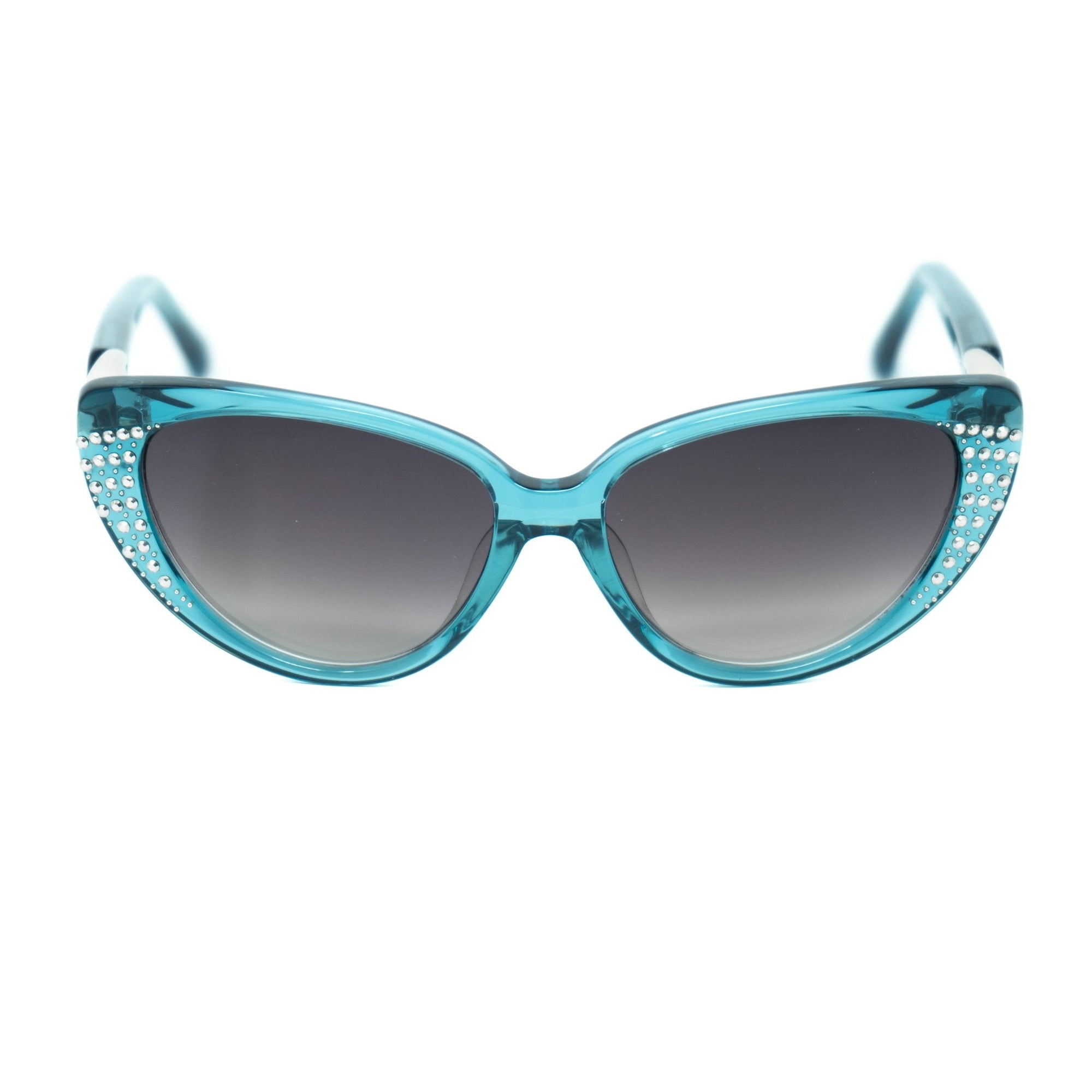 Agent Provocateur Women Sunglasses Cat Eye Blue and Grey Lenses Category 3 - AP19C6SUN - Watches & Crystals